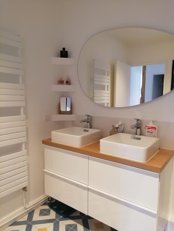 Création salle de bain Lorient