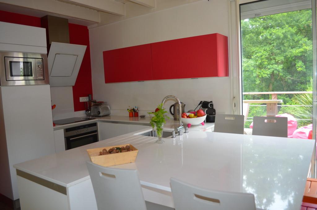 Création cuisine Lorient