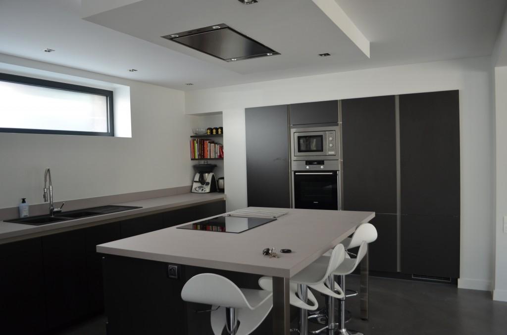 Création cuisine sur mesure Quiberon