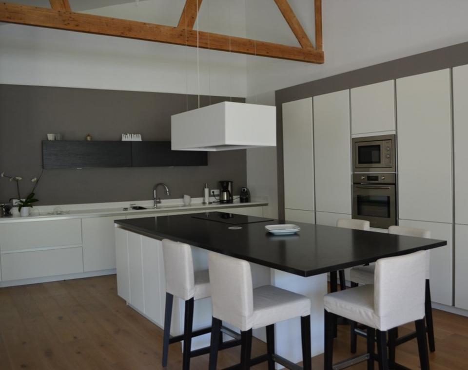Création cuisine sur mesure Lorient