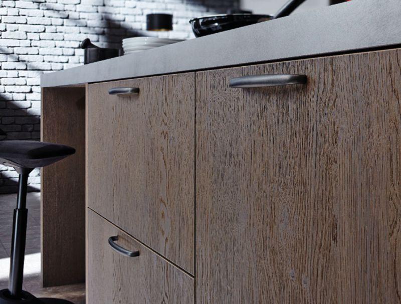 Création cuisine bois Guidel